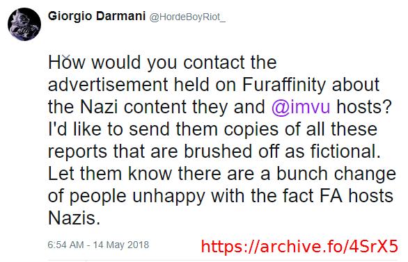 FurAffinity Bans Right Leaning Furries, Ignores Antifa – QuQu Media